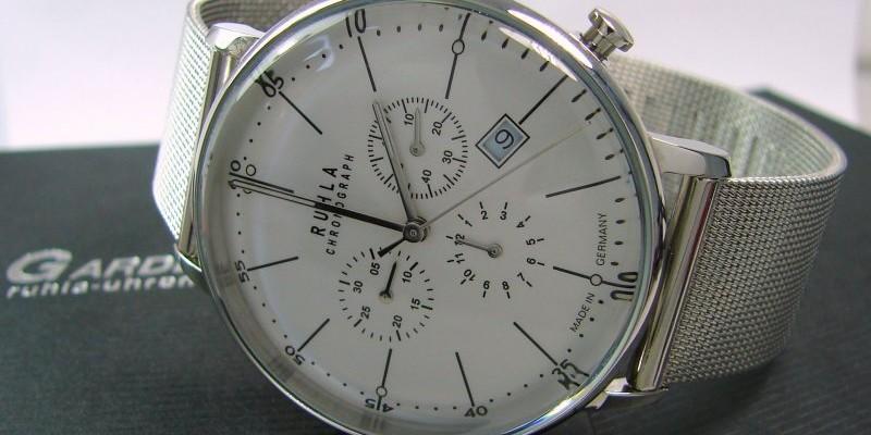Ruhla Chrono horloge