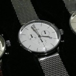 Aristo Bauhaus horloge