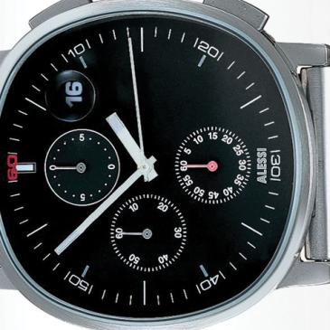 Alessi AL5017 horloge