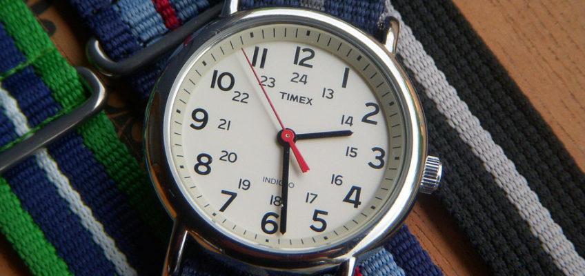 Timex Weekender horloge