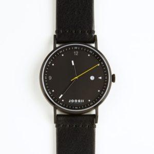 Joogii J1 horloge zwarte wijzerplaat