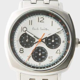 Speed inspired horloges van Paul Smith