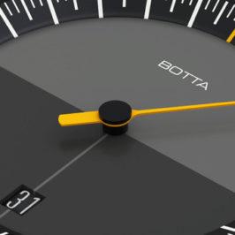 Botta Design horloges