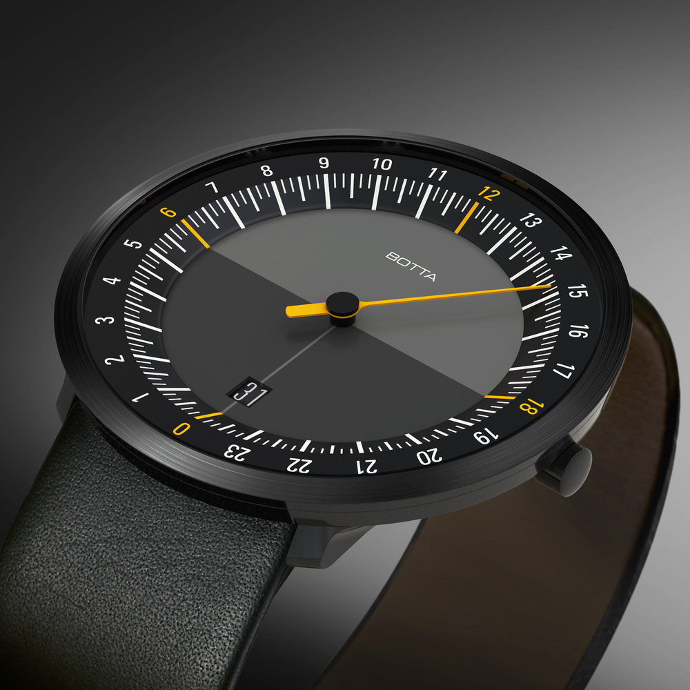 Botta Design horloges
