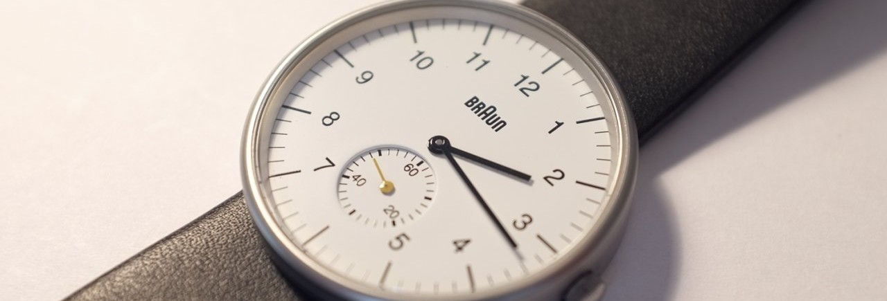 braun horloges bn0024
