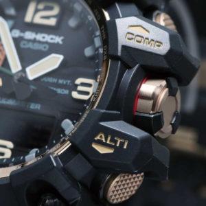 Casio MudMaster G-Shock (foto: www.casioblog.ru)