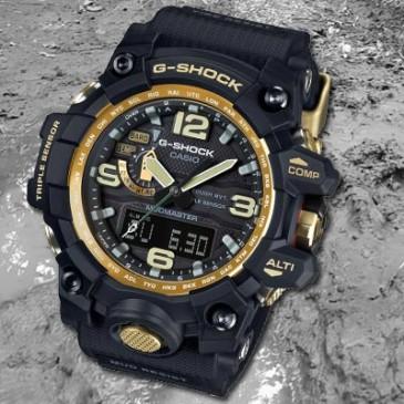 De MudMaster of G-Shock (GWG-1000GB-1AER)