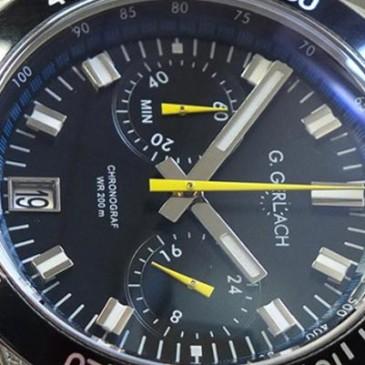 G. Gerlach horloges (Enigma en RWD-6)