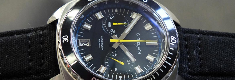 G Gerlach Enigma (photo: watchitallabout)