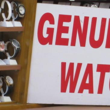 Hoe herken je een namaak Rolex, Omega of TAG Heuer