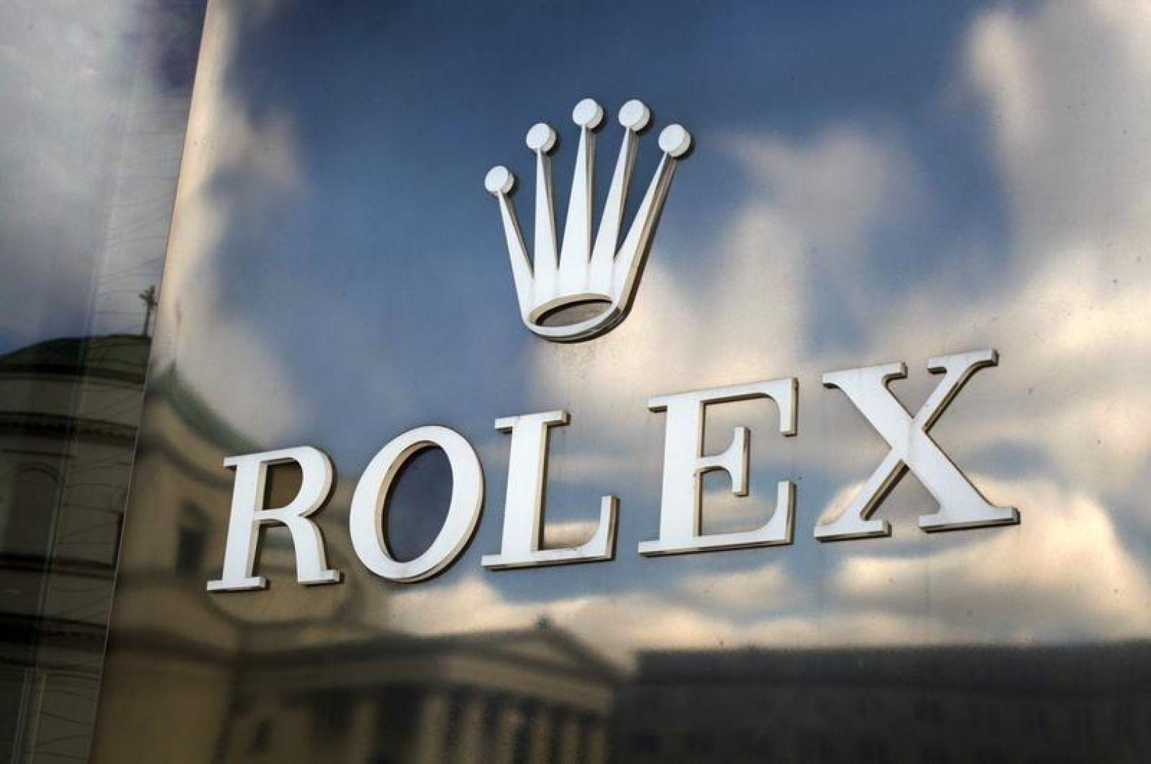 De historie van Rolex (infographic)