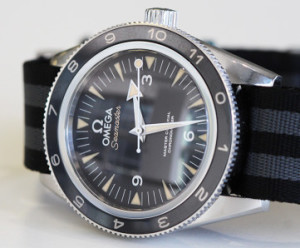 James Bond Spectre Omega Seamaster 300 Limited edition