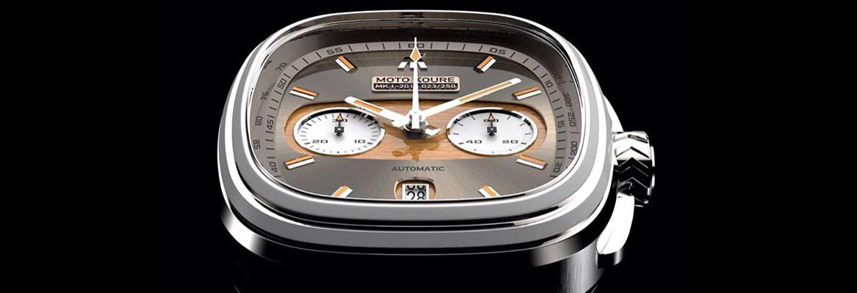 Moto Koure MK I horloge