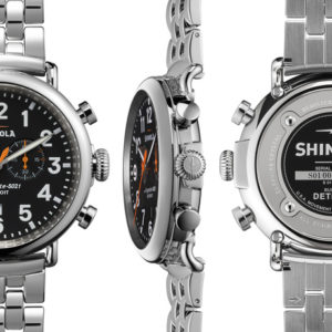 Shinola horloge Runwell Chrono 47mm 900EU