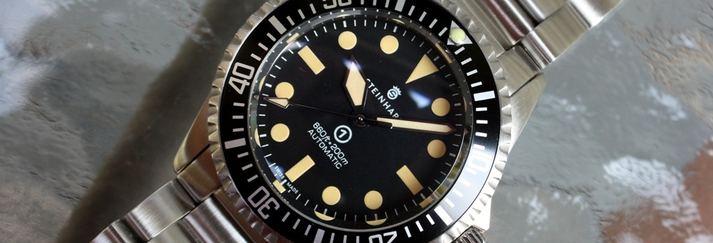 Steinhart horloges