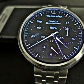 Watch faces voor je smartwatch: Rolex, Breitling of TAG Heuer?