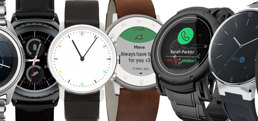 7 non-Android Smartwatches bekeken