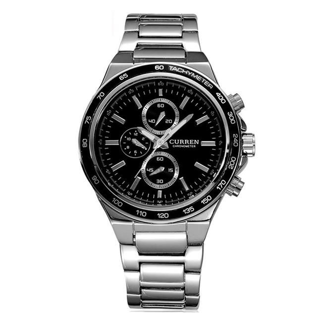 Curren goedkope herenhorloge