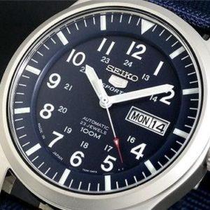 Seiko 5 Sports Military watch