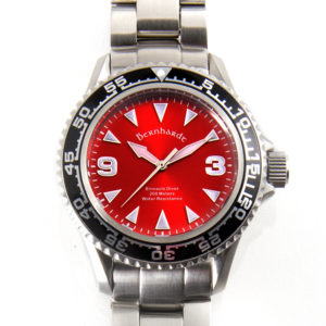 Sea Shark Red (bron: bernhardtwatch.com)