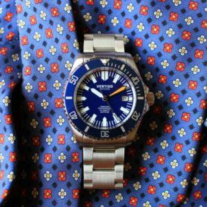 Vertigo Diver One (Bron: vertigowatches.com)