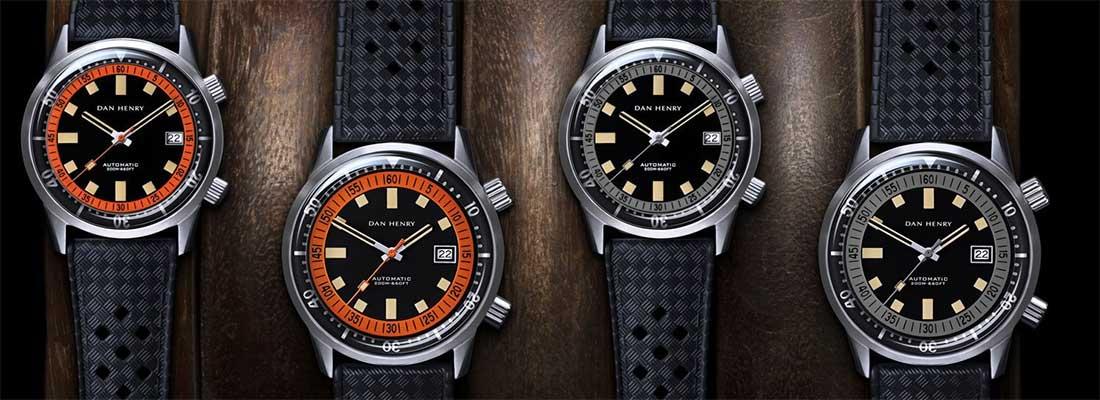 Dan Henry 1970 horloge kopen