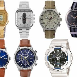 15 beste heren horloges onder de 100 euro