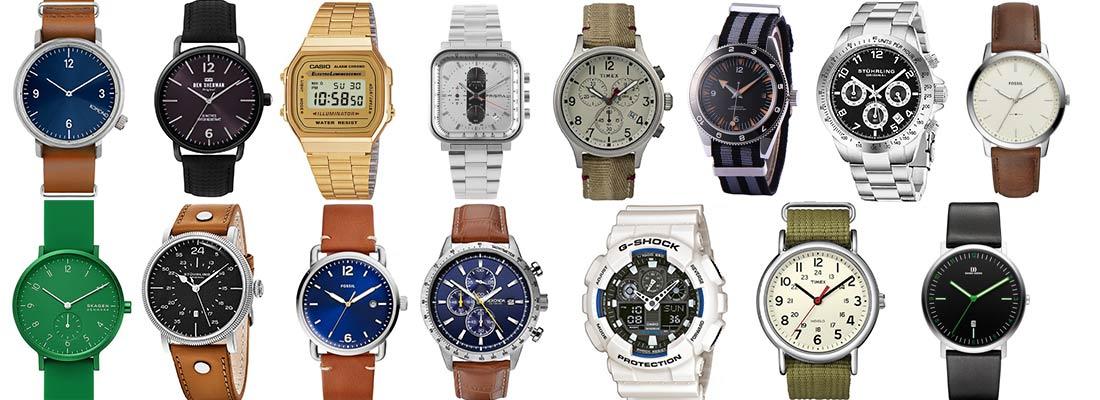 15 beste horloges onder de 100 euro | Geklokt en op tijd